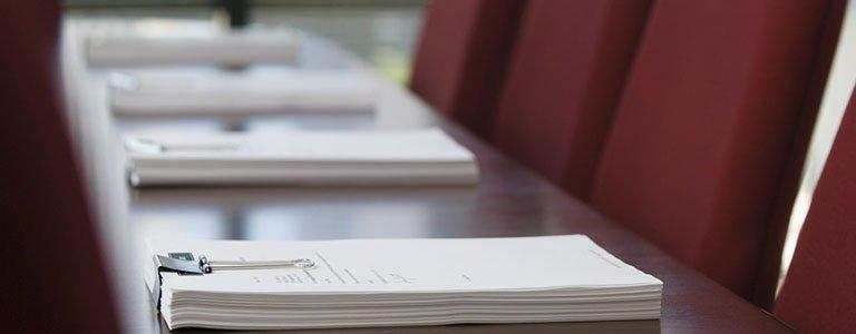 Переводы протоколов и решений акционеров